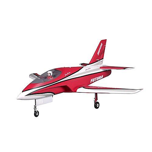 Futura PNP, 80mm EDF Jet: Red