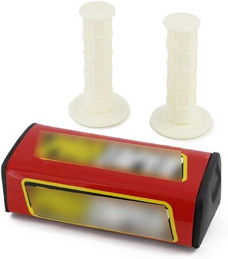 Impugnature universali in gomma soffice da 22mm per moto da cross