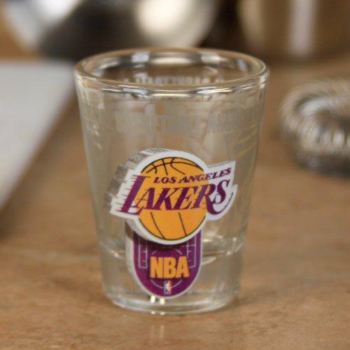 NBA Los Angeles Lakers 2oz. High-Definition Design Shot Glass ()