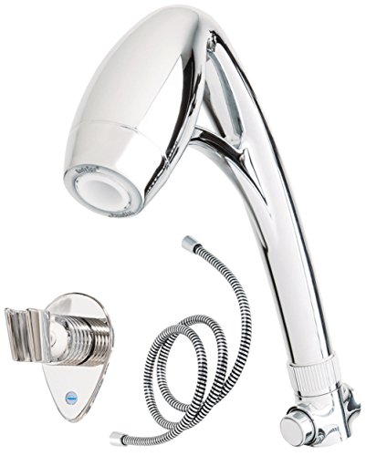 "ETL 26181 Plastic Body Spa Oxygenics Shower with 60"" Hose"