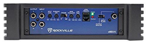 Rockville dB14 4000 Watt/2000w RMS Mono Class D 2 Ohm Amplifier Car Audio Amp by Rockville (Image #3)