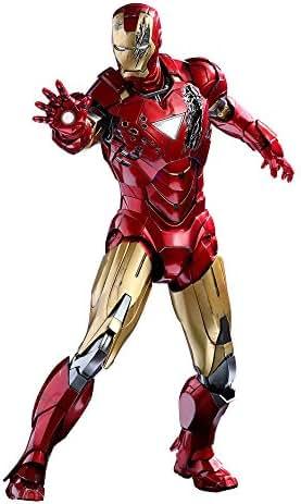 Mua hot toy iron man - 4 Stars & Up trên Amazon chính hãng