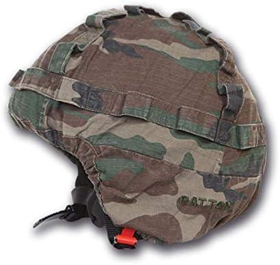 Patton - Funda para casco de moto de tela militar de algodón Rip ...