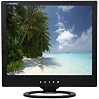 ViewEra V191HV-B LCD Video Monitor, Black, 19 Diagonal Screen Size, Maximum Resolution 1280x1024, Brightness 250 cd/m2, Contrast Ratio 1000:1, Response Time 10ms, Built-in Speakers 3W x 2