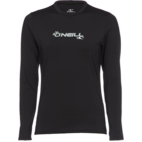 O'Neill Wetsuits UV Sun Protection Womens Basic Skins Tee Sun Shirt Rash Guard