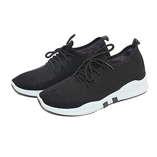 De Zapatillas Con Zapatos Libre Ligero Negro Uirend Aire Air Mujer Deportivos Y Correr Para Atletismo Estilo Deportes Running qvZFZ6zEwA