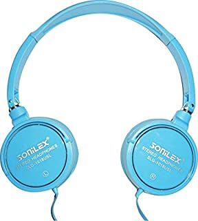 c19535c3f77 Sonilex Wireless Bluetooth Headphone Foldable Headset: Amazon.in ...