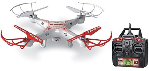 Striker 2.4GHz 4.5CH RC Spy Drone by World Tech