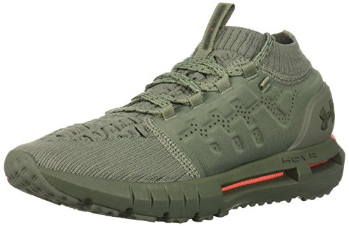 - Under Armour Boys' Grade School HOVR Phantom Sneaker, Moss (300)/Downtown Green, 6.5