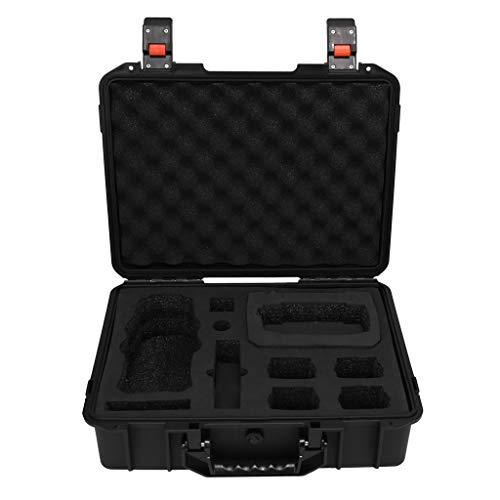 AckfulMilitary Spec Hardshell Carrying Case Waterproof Storage Case for DJI Mavic 2 Pro/Zoom & Smart Controller