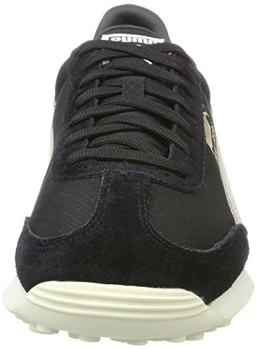 Puma Black Unisex Adulto Zapatillas Negro Rider whisper gold Easy White 1Prwqg1cnH