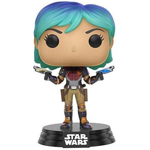 Funko - 135 - Pop - Star Wars Rebels - Sabine