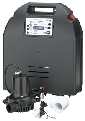 PENTAIR WATER FPDC20 12V Emergency Battery Backup Sump Pump System