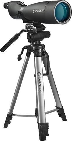 Barska 30-90x90 Waterproof Colorado Spotter Scope and Tripod (90x Spotting Scope)
