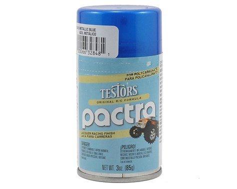 Pactra Metallic Blue RC Lacquer Spray 3oz - Spray Pactra Rc