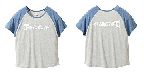 ゴールデンボンバー ロゴラグランTシャツ