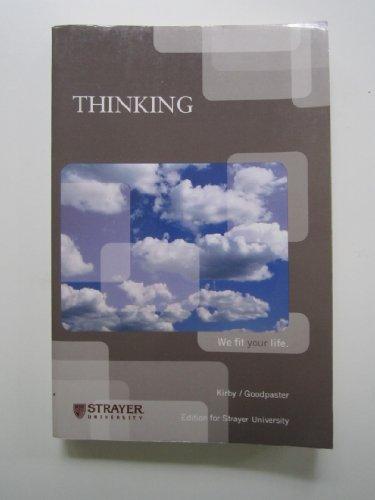 Thinking (Strayer University)