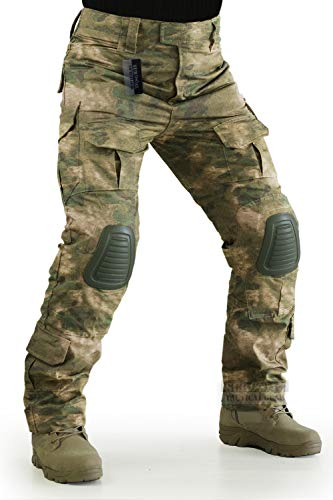 Army Military Tactical Knee Pads Enthusiasts Outdoor Combat Elbow Knee Pads CL Protektoren & Schoner