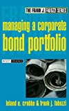 Managing a Corporate Bond Portfolio