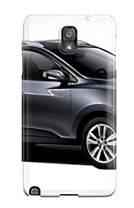 Anti-scratch And Shatterproof Hyundai Car Phone Case For Galaxy Note 3/ High Quality Tpu Case