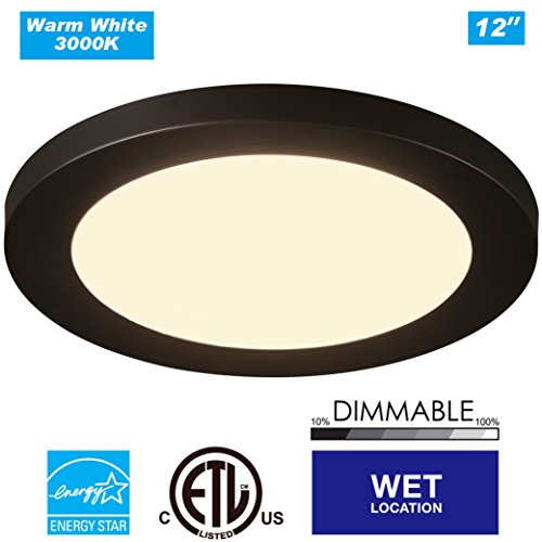 Led Ceiling Light Features