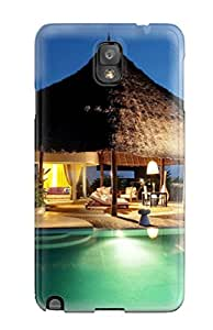 Christina Schulte's Shop Best 6663934K89789270 High-end Case Cover Protector For Galaxy Note 3(house)