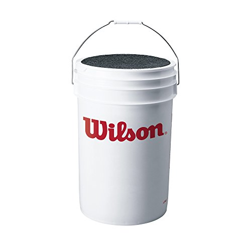 Wilson Ball Bucket with Lid from Wilson