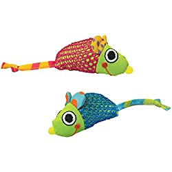 Petstages Catnip Mice Catnip Toys by