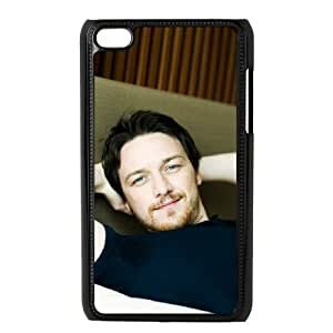 TOSOUL James Andrew McAvoy 2 Phone Case For Ipod Touch 4 [Pattern-2]