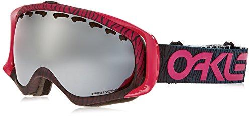 Oakley OO7005N-15 Crowbar Eyewear, Factory Pilot Bengal Pink, Prizm Black Iridium - Oakley Dealer
