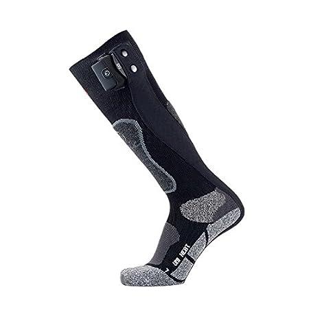 Therm-ic Sock Juego de s 1400b Calefacción calcetín, otoño/Invierno, Unisex, Color Negro, tamaño 35-38: Amazon.es: Deportes y aire libre
