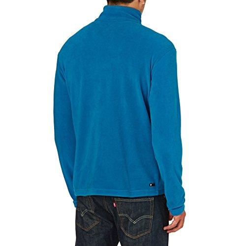 Protest Fleeces - Protest Perfecty 1/4 Zip Fleece - Imperial Blue