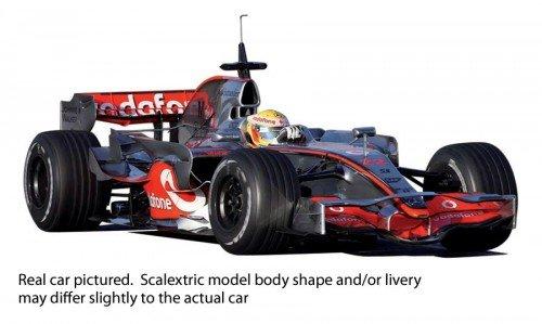 Scalextric 500002985 - Vodafone McLaren McLaren McLaren F1 No.1 L.H.09 (DPR) HD, Rennauto ba2613