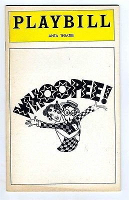 playbill-whoopee-1979-opening-night-anta-theatre-charles-repole