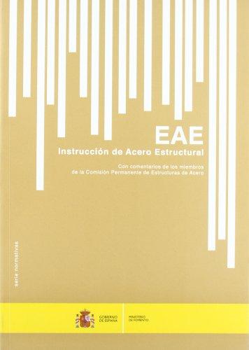Descargar Libro Eae - Instruccion De Acero Estructural Bn0611 Aa.vv.
