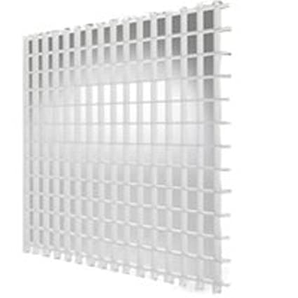 Egg Crate White Suspended Light Ceiling Panel [Set of 15] - - Amazon com