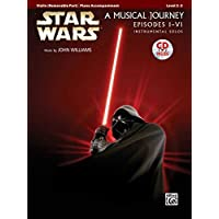 Star Wars Instrumental Solos for Strings (Movies I-VI): Violin, Book and CD
