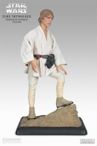 Luke Skywalker 1/4 Scale Star Wars Action Figure ()