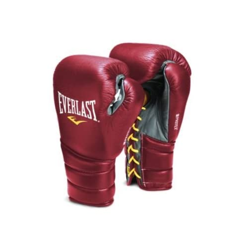 Image of Boxing Gloves Everlast 281000 Protex3 Professional Fight Gloves Red 10 0Z