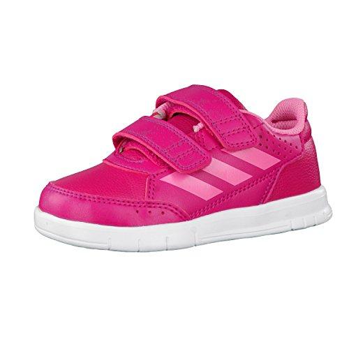 adidas Kinder Sportschuhe AltaSport CF I bold pink/easy pink s17/ftwr white 19