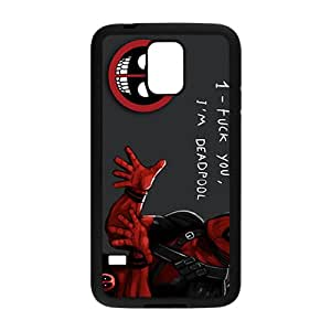 Deadpool Cell Phone Case for Samsung Galaxy S5