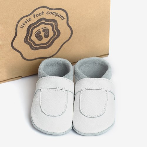 little foot company®, handgemachte Markenqualität aus Deutschland, weiches Komfortleder, Krabbelschuhe, Babypuschen 20/21