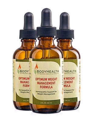 BodyHealth Optimum Weight Management Formula (60 day supply) Natural Weight Loss Liquid Drops, For Rebalancing Metabolic Hormones, With Medically Designed Diet Plan, Quality Ingredients by BodyHealth (Image #2)