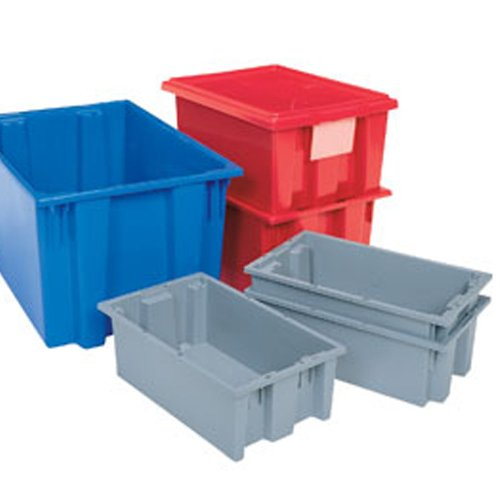 Akro-Mils Akro-Grid Label Holders For Dividable Containers - Fits Container 44151, 44152, 44153, 44345, 44154, 44410