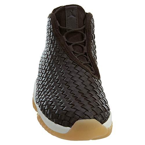 Zapatillas Deporte Oscuro Lifestyla De Chocolate Aire Premium Marrón Futuro Nueva BapYwnx0
