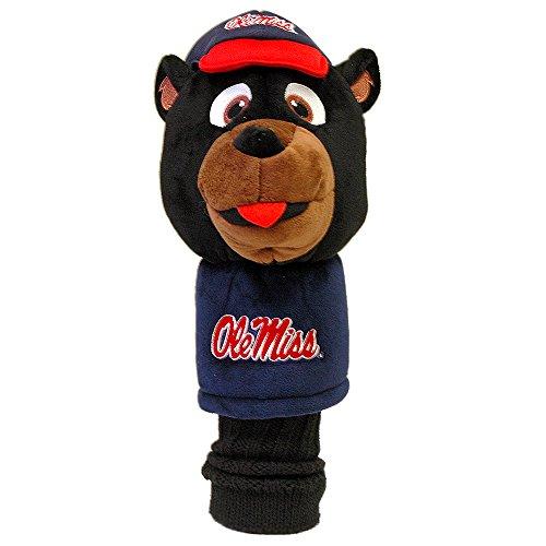 - NCAA Mascot Head Cover NCAA Team: Ole Miss