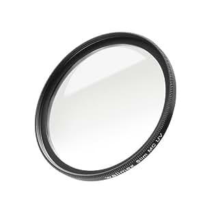 Walimex Pro Slim MC - Filtro UV (62 mm), color negro
