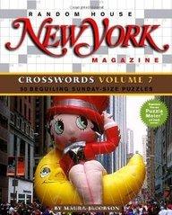 New York Magazine Crosswords