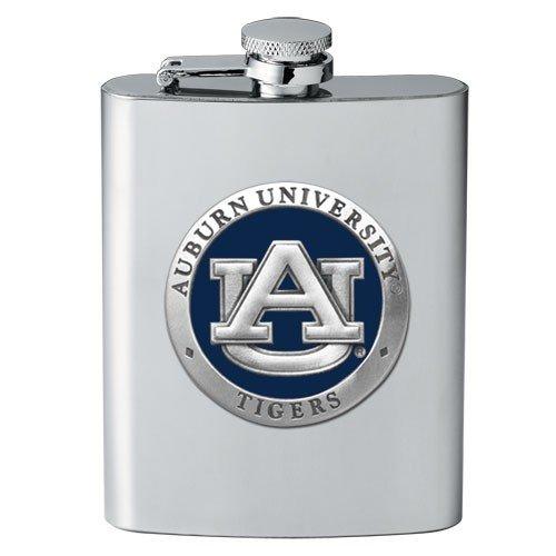 Heritage Pewter Auburn Tigers Flask