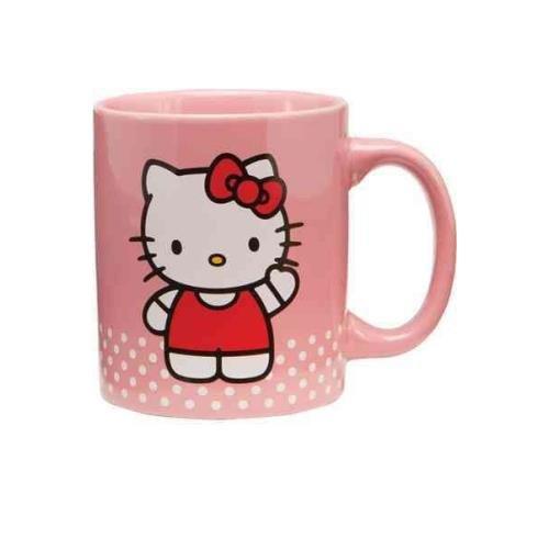 Hello Kitty 12 Oz. Ceramic Mug